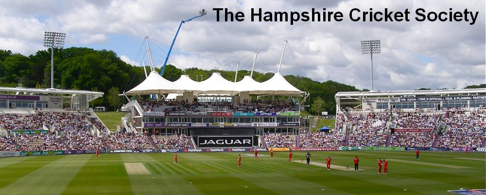 The Hampshire Cricket Society